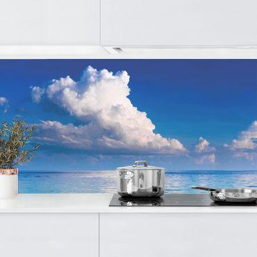 Rivestimento cucina - Laguna Turchese