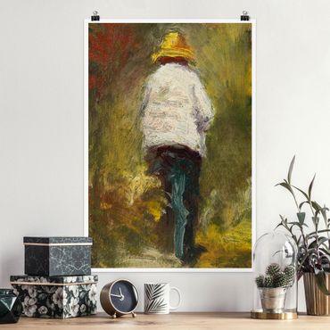 Poster - Emile Bernard - Vincent Van Gogh - Verticale 3:2