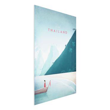 Stampa su Forex - Poster Viaggio - Thailandia - Verticale 3:2