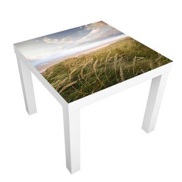 Carta adesiva per mobili IKEA - Lack Tavolino Dunes dream