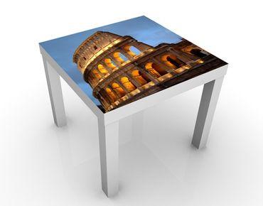 Tavolino design Colosseum At Night