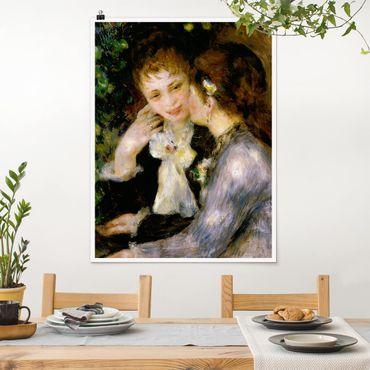 Poster - Auguste Renoir - Confessions - Verticale 4:3
