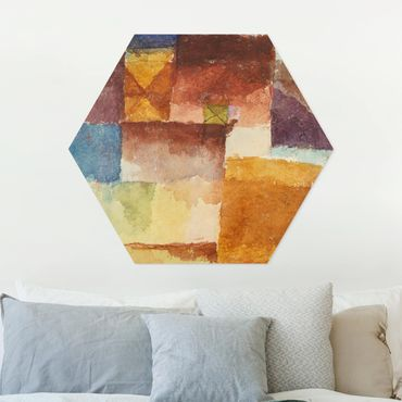 Esagono in forex - Paul Klee - Wasteland