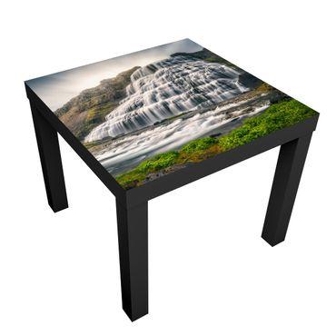 Tavolino design Dynjandi Waterfall