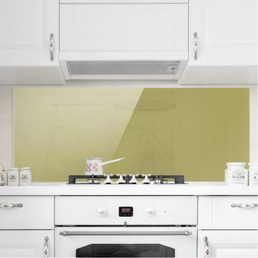 Paraschizzi in vetro - Lime Green Bamboo