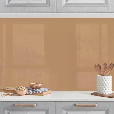 Rivestimento cucina - Color terracotta