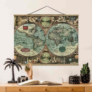 Foto su tessuto da parete con bastone - Il Vecchio Mondo - Orizzontale 3:4