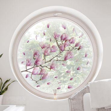Adesivi da finestra - Magnolia Branch Set