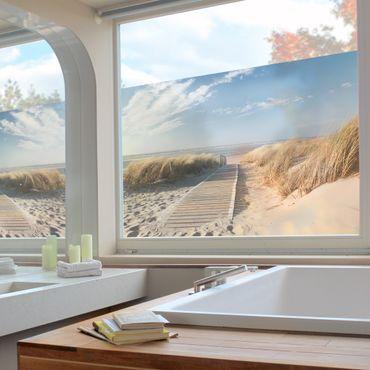 Decorazione per finestre Baltic beach