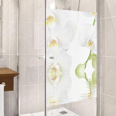 Decorazione per finestre Wellness orchid