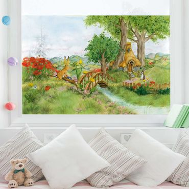 Decorazione per finestre - Josi Bunny - On The Meadow