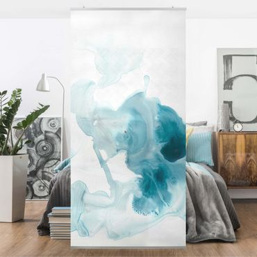 Tenda a pannello - Aquamarine foschia I - 250x120cm
