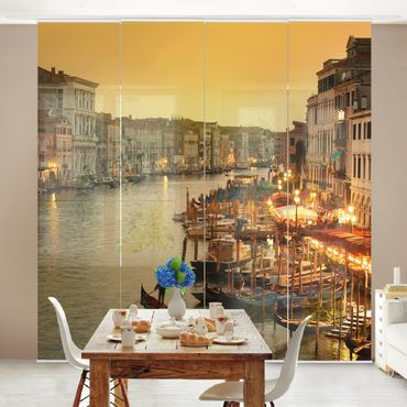 Tende scorrevoli set - Grand Canal Of Venice