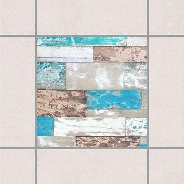 Adesivo per piastrelle - Miracle Structure 25cm x 20cm