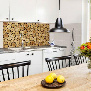Adesivo per piastrelle - Homey Firewood