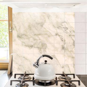 Adesivo per piastrelle - Phoenix Marble - Quadrato