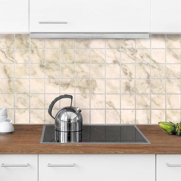Adesivo per piastrelle - Phoenix Marble - Orizzontale