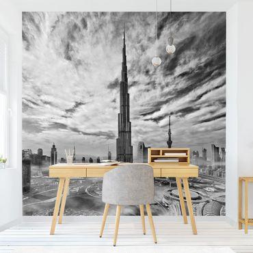 Carta da parati - Dubai Super Skyline