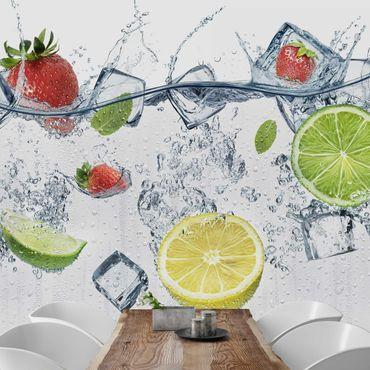 Carta da parati - Fruit Cocktail