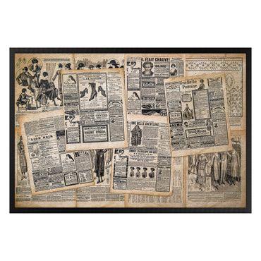 Zerbino - Antique newspapers