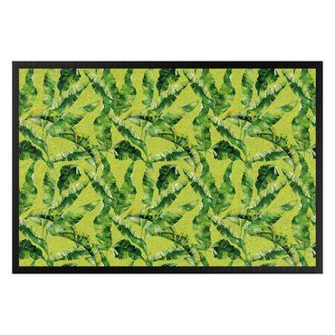Zerbino - Banana Leaf Pattern
