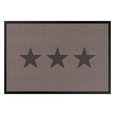 Zerbino - Three Stars Grey Brown