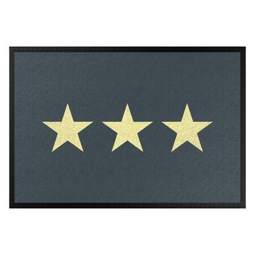 Zerbino - Three Stars Petrol Yellow