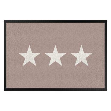 Zerbino - Three Stars Taupe
