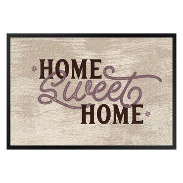 Zerbino - Home sweet home shabby white