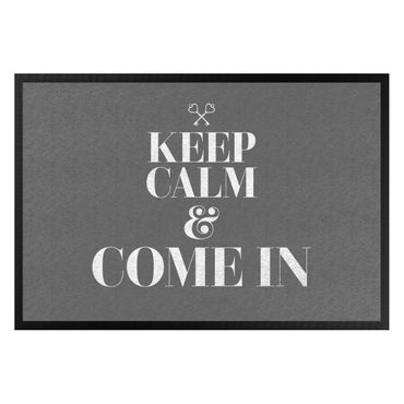 Zerbino - Keep calm and come in