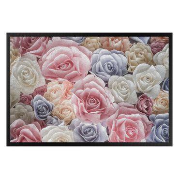 Zerbino - Pastel Paper Art roses