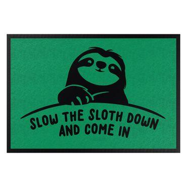 Zerbino - Slow Down The Sloth