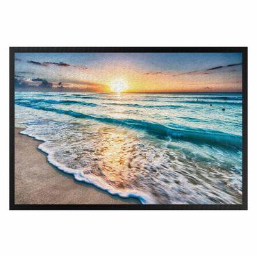 Zerbino - Sunset At The Beach