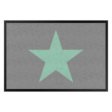 Zerbino - Star In Grey Mint