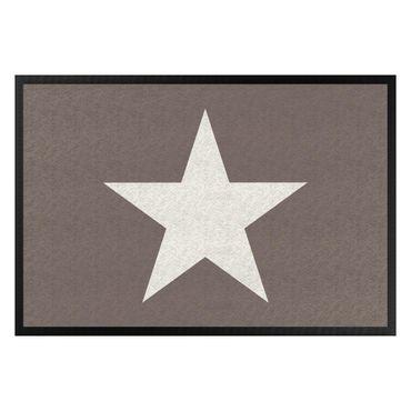 Zerbino - Star In Drab White