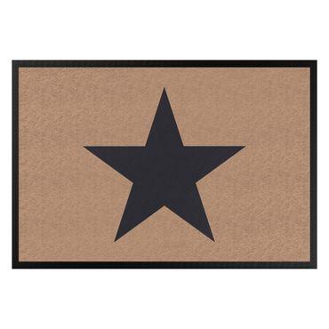 Zerbino - Star Dark Grey Khaki
