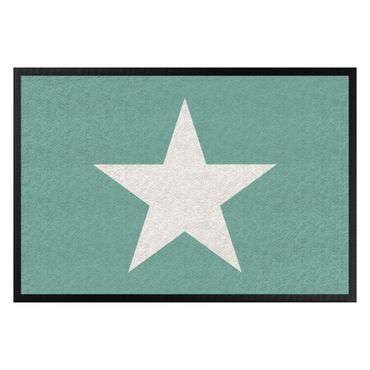 Zerbino - Star In Turquoise