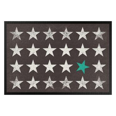 Zerbino - Turquoise Star