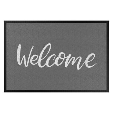 Zerbino - Welcome handwritten