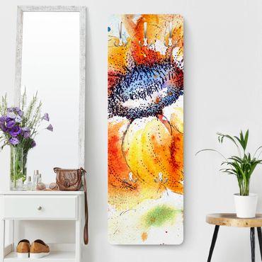 Appendiabiti - Painted Sunflower