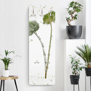 Appendiabiti - Acquerello Botanico