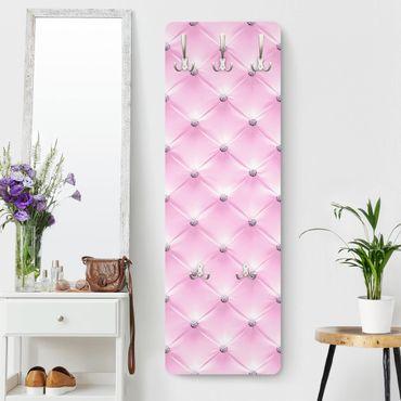 Appendiabiti - Diamond Pink Luxury