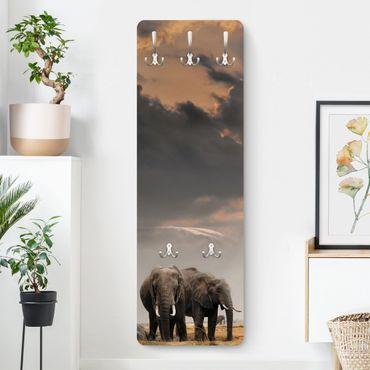 Appendiabiti - Elephant savanna