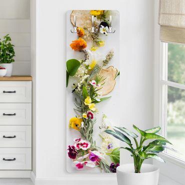Appendiabiti - Fresh Herbs With Edible Flowers