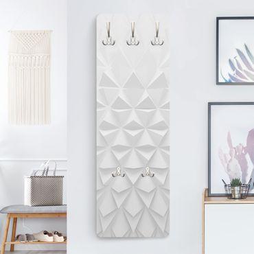 Appendiabiti disegni - Effetto geometrico del modello 3D