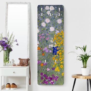 Appendiabiti - Gustav Klimt - Giardino cottage