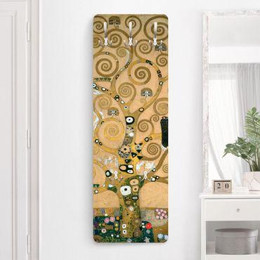 Appendiabiti moderno - Gustav Klimt Albero della vita