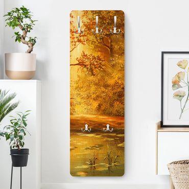 Appendiabiti - Fall Painting