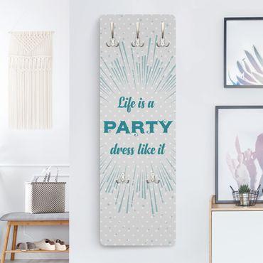 Appendiabiti - Vita è una festa