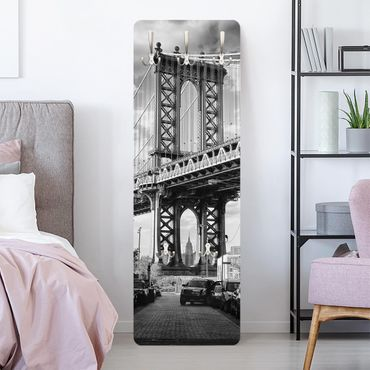 Appendiabiti - Manhattan Bridge in America- Slender